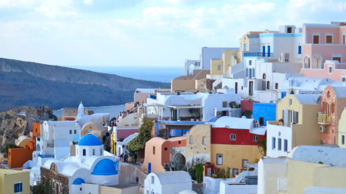 Southern Santorini Full-Day Tour