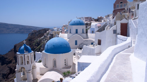 Santorini Island Full-Day Tour