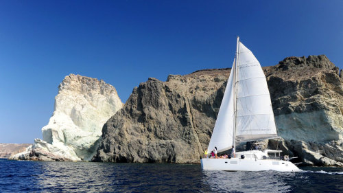 Private Catamaran Sailing Experience