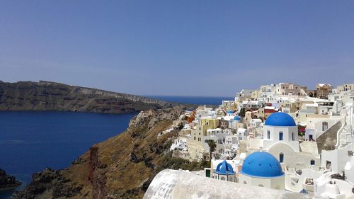Private Guided Tour of Santorini & Fira to Oia Hike