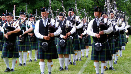 Highland Games Day Tour