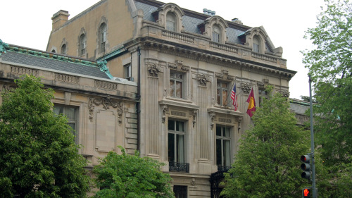 Embassy Row Guided Walking Tour