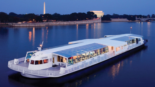 Elegant Dinner Cruise on the Odyssey Washington by Entertainment Cruises