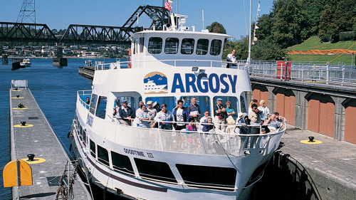 Argosy Cruise of Ballard Locks