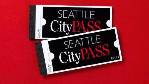 Seattle CityPASS Attraction Card