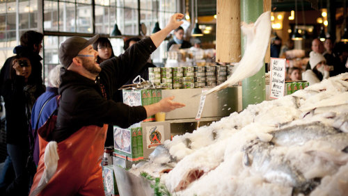 Pike Place Market - Guided Classics Tour by Savor Seattle