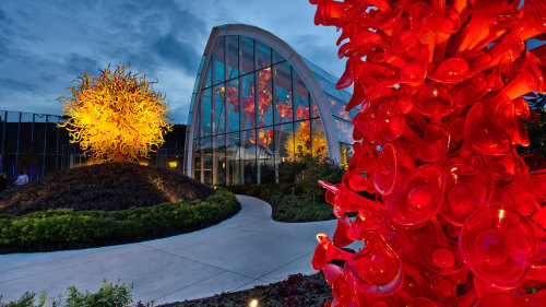 Chihuly Garden & Glass