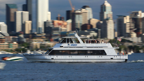 Argosy Seattle Lakes Cruise from Seattle