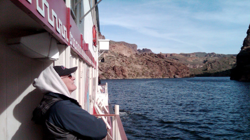 Apache Trail Walking Tour & Steamboat Cruise