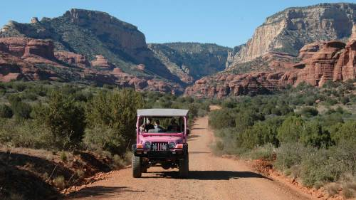 Pink Jeep Tours: Ancient Ruins Off-Road Tour