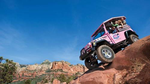Broken Arrow Off-Road Tour