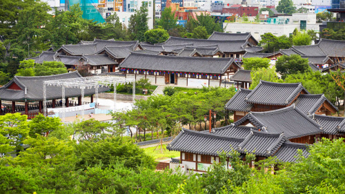 Full-Day City Tour with Lunch by HanaTour ITC