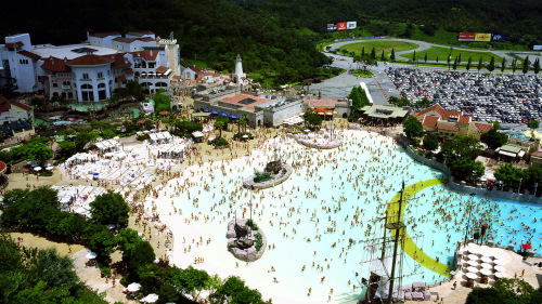 Caribbean Bay Water Park Admission & Transfer