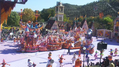 Everland Theme Park Admission & Transfer