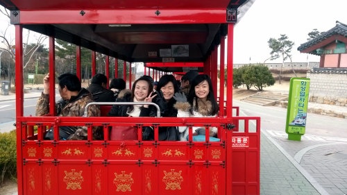 Hwaseong Fortress & Korean Folk Village Tour by Seoul City Tour