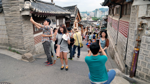 Bukchon Hanok Village Tour by Seoul City Tour