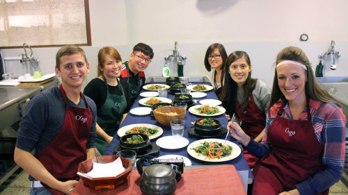 Korean Beginner Cooking Class by O'ngo Food Communications