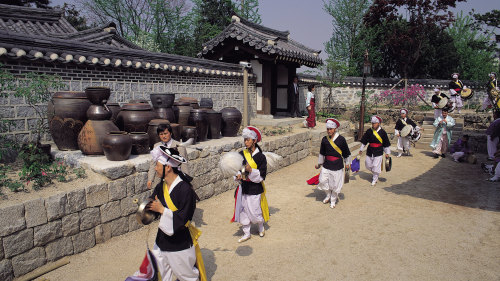Changdeokgung Palace & Village Tour with Cooking Class by Kim