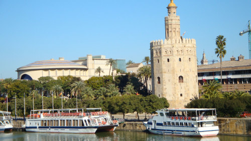 Guadalquivir River Sightseeing Cruise