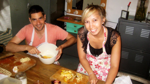 Small-Group Spanish Tapas Cooking Class by Urban Adventures