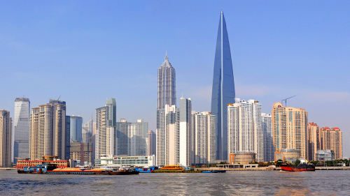 Private Modern Shanghai Tour by CYTS International Travel