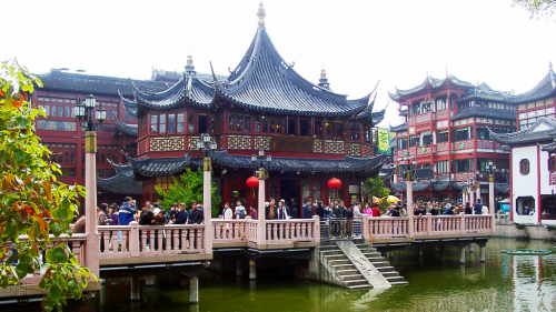 Private Shanghai Afternoon Tour by Shanghai Han Tang Travel