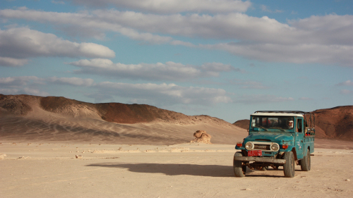 4x4 Jeep Safari & Colored Canyon Hiking Tour with Lunch