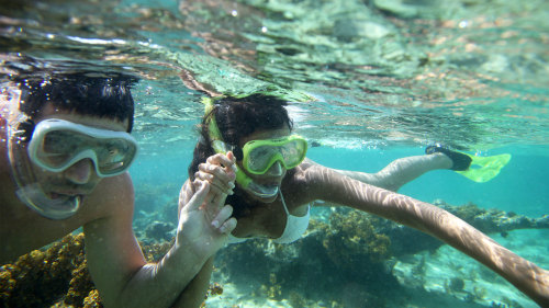 Small-Group Egyptian Snorkel Adventure by Urban Adventures