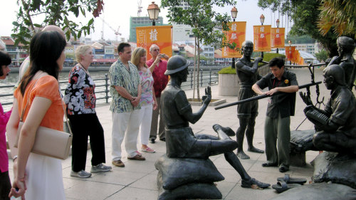Asian Civilizations Museum & Pub Walking Tour