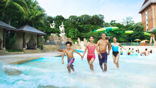 Adventure Cove Waterpark™ Admission
