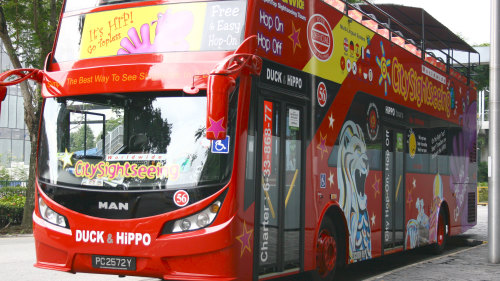 48-Hour Hop-On Hop-Off Bus Pass