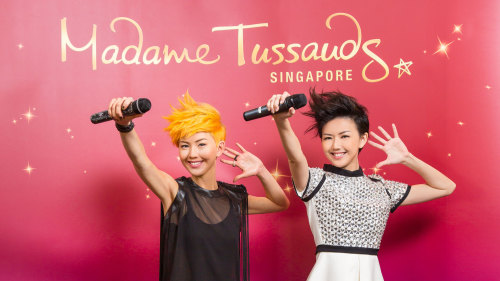 Madame Tussauds & Images of Singapore LIVE Admission