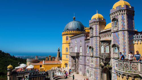 Sintra, Cascais & Estoril Small-Group Full-Day Tour by Inside Lisbon