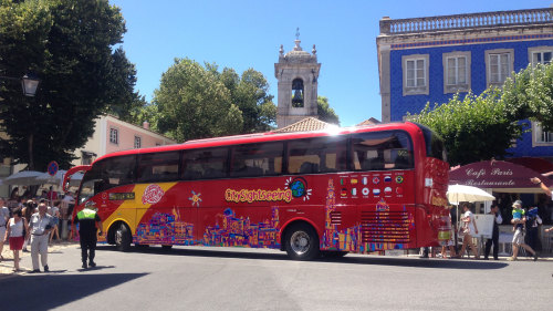 Sintra Hop-On Hop-Off Bus Tour by City Sightseeing