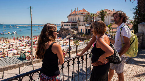 Private Sintra & Cascais Full-Day Tour