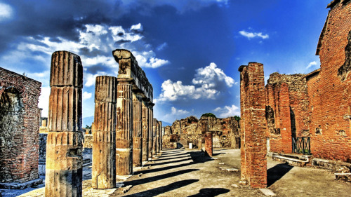 Pompeii & Mount Vesuvius Full-Day Tour