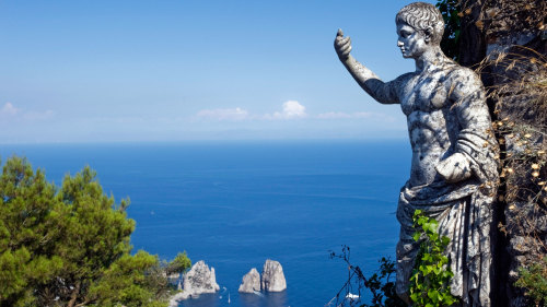 Capri Day Trip from Sorrento by Acampora Travel