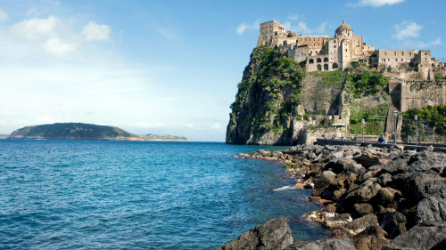Ischia Island Tour & Thermal Spa Visit by Acampora Travel