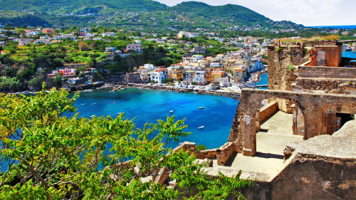 Full-day Ischia Island Tour from Naples by Miki Tourist