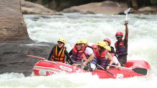 Private Whitewater Rafting Full-Day Tour with Lunch