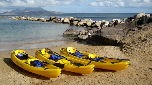Kayak & Snorkel Adventure