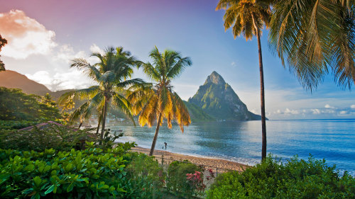 Magical Town of Soufriere