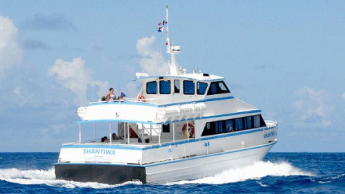 High-Speed Ferry to St Barths