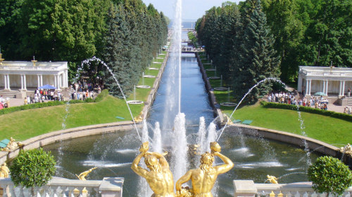 Private Imperial Palaces Tour: Pavlovsk & Catherine Palaces