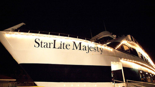 Dinner Cruise aboard the Starlite Majesty in Clearwater Beach