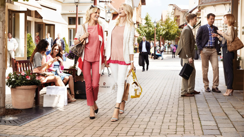 Chic Outlet Shopping® Experience at Wertheim Village