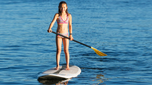 Private Paddle Surfing Lesson by Noosa Learn to Surf