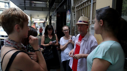 Kings Cross Crimes & Passion Evening Walking Tour