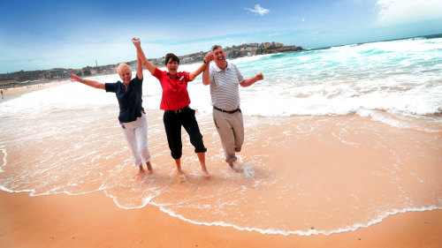 City Sights with Bondi Beach Afternoon Tour by AAT Kings