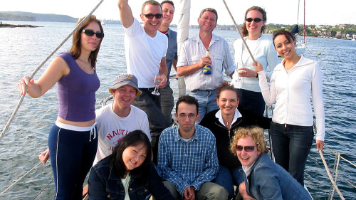 Sydney Harbour Sailing Cruise by Australian Spirit